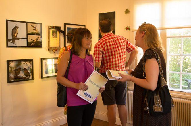 Bild från fotoutställningen